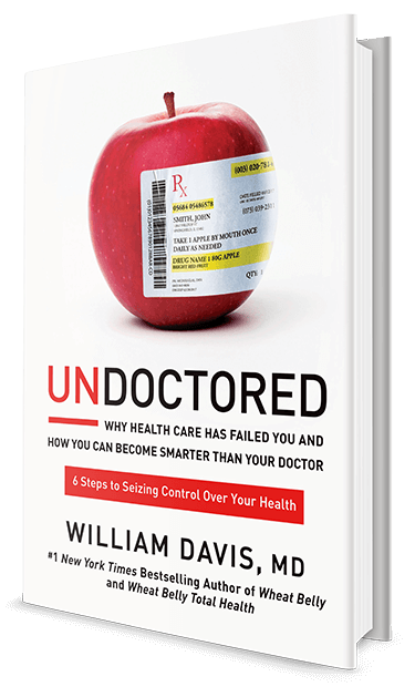 Undoctored by William Davis